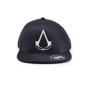DIFUZED ASSASSIN'S CREED - CREST SEAMLESS FLAT BILL CAP