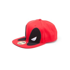 DIFUZED DEADPOOL - BIG FACE SNAPBACK