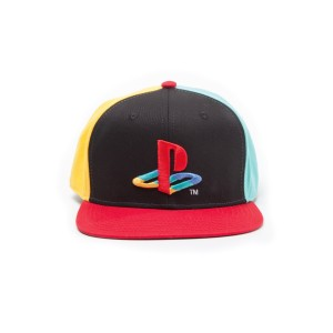 DIFUZED PLAYSTATION - SNAPBACK WITH ORIGINAL LOGO COLORS