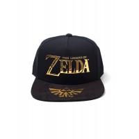 DIFUZED ZELDA - THE LEGEND OF ZELDA SNAPBACK CAP