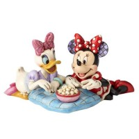 FIGURA MINNIE MOUSE AND DAISY DUCK
