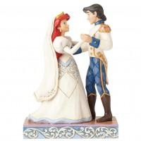 FIGURA WEDDING BLISS ARIEL&PRINCE ERIC