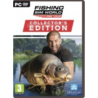 Fishing Sim World: Pro Tour Collector's Edition (PC)
