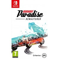 Burnout Paradise: Remastered (Nintendo Switch)