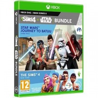 The Sims 4 Star Wars: Journey To Batuu - Base Game and Game Pack Bundle (Xbox One & Xbox Series X)