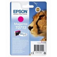 EPSON Singlepack Magenta T0713 Ultra Ink (EPS-C13T07134012)
