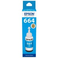 EPSON T6642 Cyan ink bottle 70ml (EPS-C13T66424A)