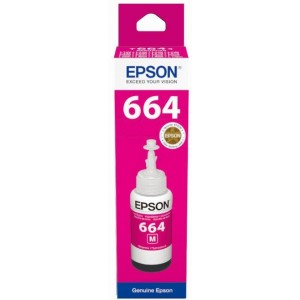 EPSON T6643 Magenta ink bottle 70ml (EPS-C13T66434A)
