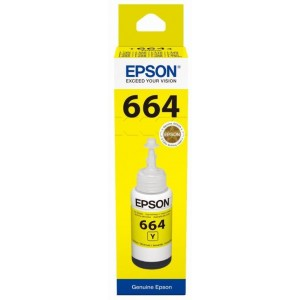 EPSON T6644 Yellow ink bottle 70ml (EPS-C13T66444A)