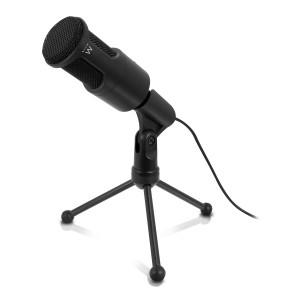 Mikrofon Ewent Professional Multimedia, s stojalom (EW3552)