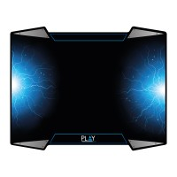Podloga za miško Ewent PLAY Gaming, Blue Lightning (PL3340)