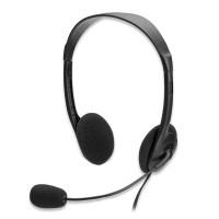Slušalke Ewent, nadzor glasnosti, mikrofon, EW3563 (EW3563)