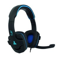 Slušalke Ewent PLAY Gaming, mikrofon (PL3320)
