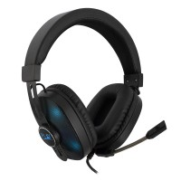 Slušalke Ewent PLAY RGB Gaming, mikrofon (PL3321)