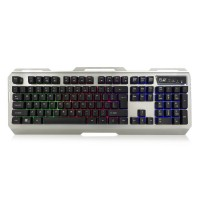 Tipkovnica Ewent PLAY Gaming, RGB, USB, US SLO g. (PL3310)