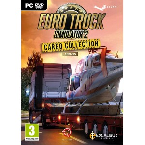 EURO TRUCK 2 ADD-ON CARGO COLLECTION (PC)