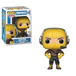 FUNKO POP GAMES: FORTNITE S1 - RAPTOR