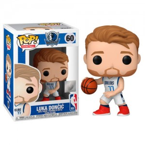 FUNKO POP! NBA: DALLAS MAVERICKS - LUKA DONČIĆ