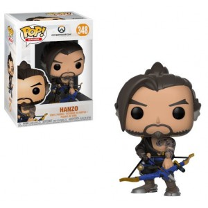 FUNKO POP! VINYL: GAMES: OVERWATCH: HANZO