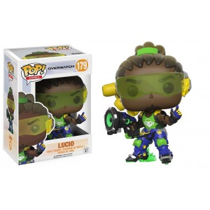 FUNKO POP! VINYL: GAMES: OVERWATCH: LUCIO