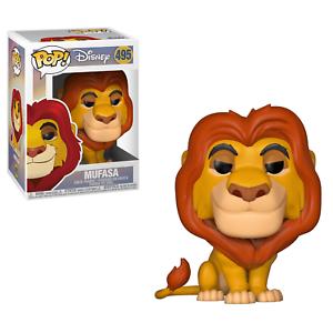 FUNKO POP DISNEY: LION KING - MUFASA
