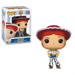 FUNKO POP DISNEY: TOY STORY 4 - JESSIE