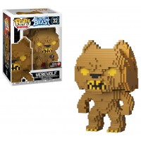 FUNKO POP! 8-BIT: ALTERED BEAST - WEREWOLF GOLD