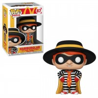 FUNKO POP AD ICONS: MCDONALD'S - HAMBURGLAR