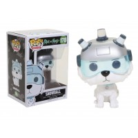FUNKO POP! ANIMATION: RICK & MORTY - SNOWBALL