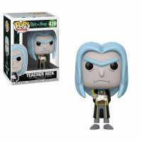 FUNKO POP! ANIMATION: RICK & MORTY - TEACHER RICK