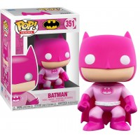FUNKO POP BREAST CANCER AWARENESS -BATMAN