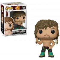 FUNKO POP! BULLET CLUB KENNY OMEGA