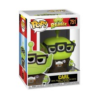 FUNKO POP DISNEY: PIXAR ALIEN REMIX -CARL