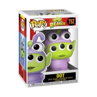 FUNKO POP DISNEY: PIXAR ALIEN REMIX -DOT