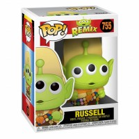 FUNKO POP DISNEY: PIXAR ALIEN REMIX -RUSSELL