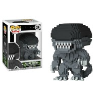 FUNKO POP! HORROR: ALIEN - XENOMORPH 8-BIT