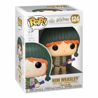 FUNKO POP HP: HOLIDAY - RON WEASLEY