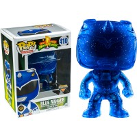 FUNKO POP! TELEVISION: POWER RANGERS - BLUE RANGER (TELEPORTING)