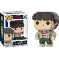 FUNKO POP! TELEVISION: STRANGER THINGS - 8 BIT MIKE