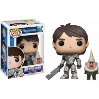 FUNKO POP! TELEVISION: TROLLHUNTERS - ARMORED JIM WITH GNOME