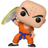 Figura FUNKO POP ANIMATION: DBZ -KRILLIN W/ DESTRUCTO DISC