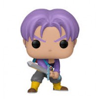 Figura FUNKO POP ANIMATION: DBZ - TRUNKS