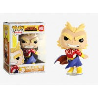 Figura FUNKO POP ANIMATION: MHA S3 - ALL MIGHT (SILVER AGE)