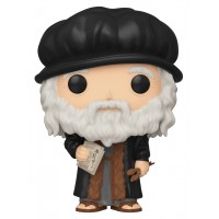 Figura FUNKO POP ARTISTS: LEONARDO DAVINCI