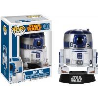 Figura FUNKO POP! BOBBLE: STAR WARS: R2-D2