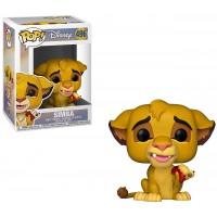 Figura FUNKO POP DISNEY: LION KING - SIMBA