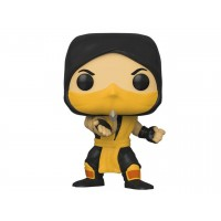 Figura FUNKO POP GAMES: MORTAL KOMBAT - SCORPION
