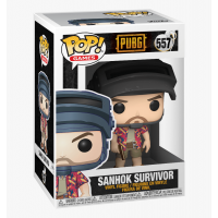 Figura FUNKO POP GAMES: PUBG -SANHOK SURVIVOR
