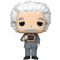 Figura FUNKO POP ICONS: ALBERT EINSTEIN