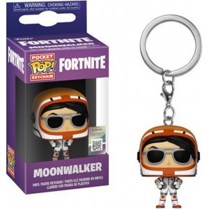 Figura FUNKO POP KEYCHAIN: FORTNITE S1A - MOONWALKER